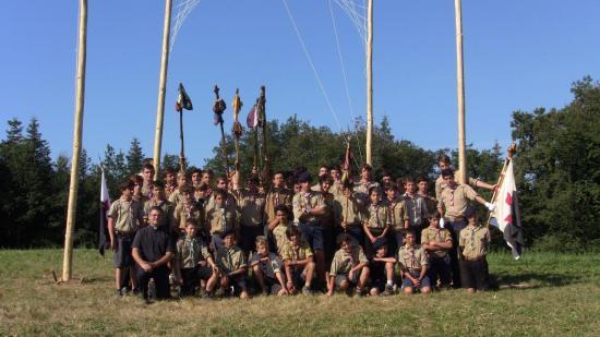 Photo de camp