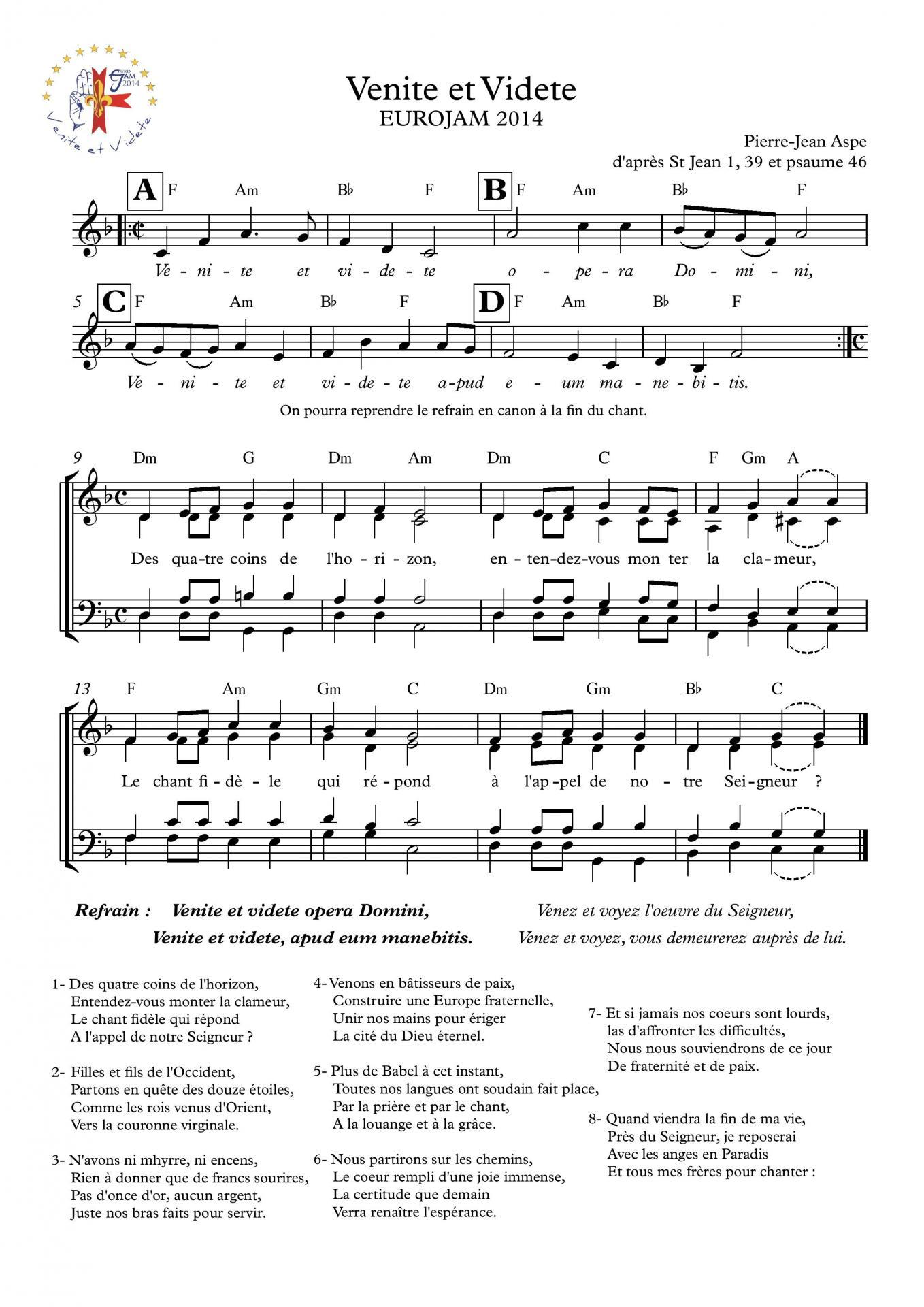 Sc expression hymne venite videte page 001